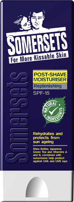 Somersets Replenishing Moisturiser - 100ml